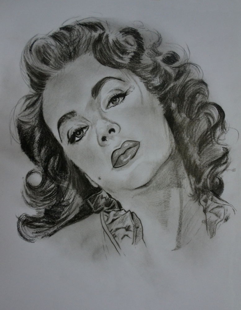 Elizabeth Taylor by cipta